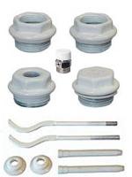 Комплекты для подключения радиаторов без кронштейнов