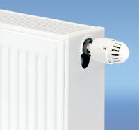 Радиатор стальной ELSEN нижнее подключение 500x500