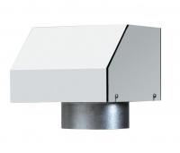RODA Turbo Надставка «полутурбо» для газовых напольных котлов Krafter