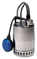 """Насос дренажный Grundfos, тип Unilift КР 150-A1, мощность 0,3 кВт, 1х230 В, номинальный ток вертикальный, с корпусом из нержавеющей стали, патрубок Rp 1 1/4"""", со штекером SCHUKO, длина кабеля 10 метров"""