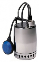 """Насос дренажный Grundfos, тип Unilift КР 250-A1, мощность 0,5 кВт, 1х230 В, номинальный ток вертикальный, с корпусом из нержавеющей стали, патрубок Rp 1 1/4"""", со штекером SCHUKO, длина кабеля 10 метров"""